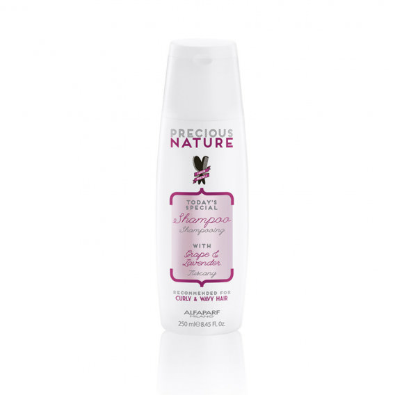 Alfaparf Milano Precious Nature Curly & Wavy Hair Shampoo 250ml