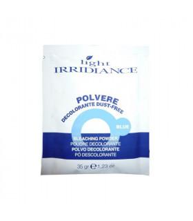 Light Irridiance Decoloración Compacta Azul Sobre 35gr