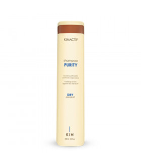 Kin Cosmetics Kinactif Purity Shampoo Caspa Seca 250ml