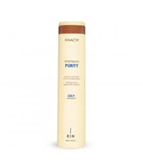 Kin Cosmetics Kinactif Purity Shampoo Caspa Grasa 250ml
