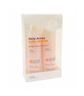 Erayba Pack Daily Active Curl Factor (250ml x 2uds)