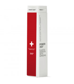 Trendy Hair Power 360º Keratin With Ginseng 300ml