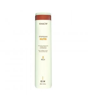 Kin Cosmetics Kinactif Nutri Shampoo (2 rich) 250ml