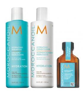 Morroccanoil Pack Hidratacion