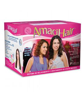 Embelleze AmaciHair Kit Relajamiento y Suavizamiento