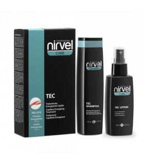 Nirvel Care Tec Pack Energizante Capilar con Biotina