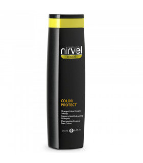 Nirvel Color Protect Champú Dorado Cobre 250ml