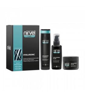 Nirvel Care Hyaluronic Pack Rejuvenecedor Capilar