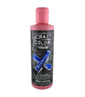 Crazy Color Shampoo Blue 250ml