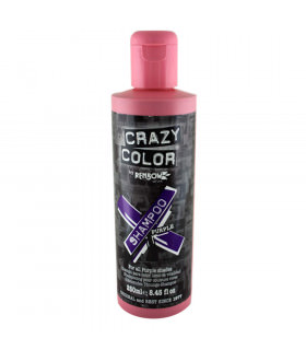 Crazy Color Shampoo Purple 250ml