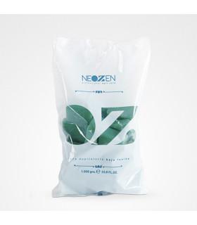 Neozen Cera Depilatoria Pastillas Azul 1000gr