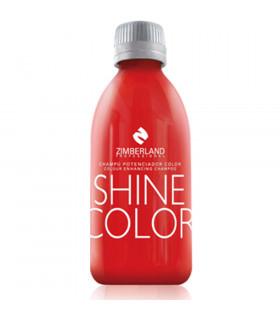 Zimberland Color Champú Potenciador Color Shine Color Rojos/Caoba 250ml