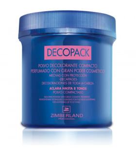 Zimberland Color Polvo Decolorante Perfumado 500gr