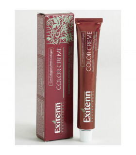 Exitenn Color Creme 9Ex Rojo Vesubio 60ml