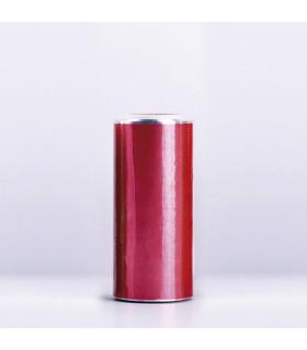 Bifull Papel Aluminio Farve Rojo 70m 120mm