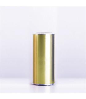 Bifull Papel Aluminio Farve Oro 70m 120mm