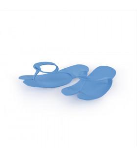 Bifull Zapatillas Desechables Eva Azules 25pares