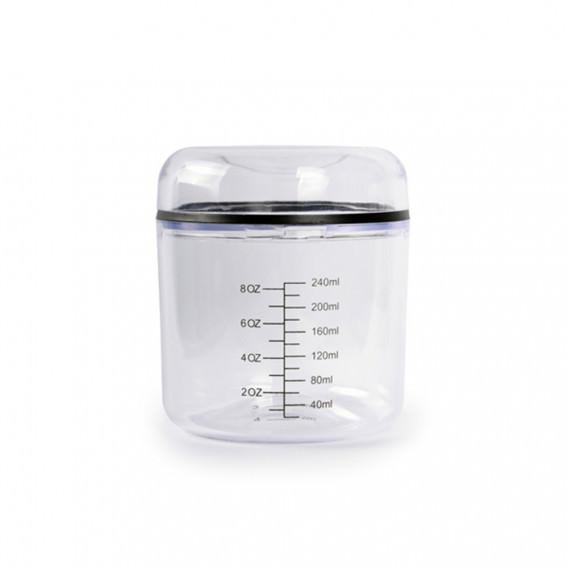 Vaso medidor con tapa Bifull Professional de Perfectbeauty 200ml