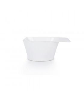 Bifull Bowl Antideslizante Square White