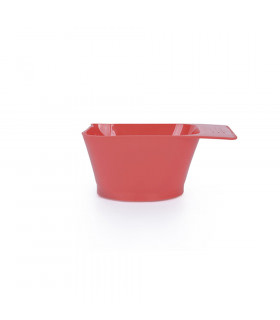 Bifull Bowl Antideslizante Square Red