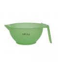 Bifull Bowl con Escurridor Verde