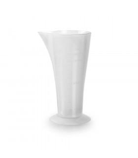 Bifull Vaso Medidor Cup Blanco