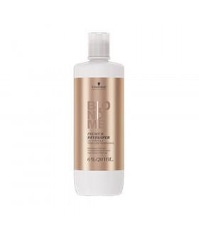 Schwarzkopf Blondme Loción Activadora Premium 6% 1000ml