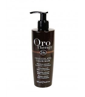Fanola Oro Therapy Mascarilla de Color Chocolate 250ml