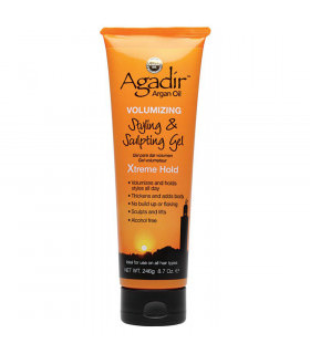 Agadir Argan Oil Styling & Sculpting Gel Xtreme 246gr