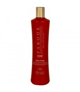 Chi Royal Treatment Aqua Charge Conditioner 355ml