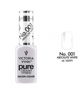 Victoria Vynn Pure Creamy Hybrid 001 Absolute White 8ml