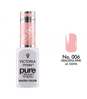Victoria Vynn Pure Creamy Hybrid 006 Graceful Pink 8ml