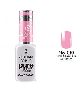 Victoria Vynn Pure Creamy Hybrid 010 Pink Glamour 8ml