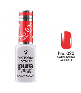Victoria Vynn Pure Creamy Hybrid 020 Coral Parrot 8ml