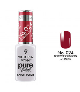 Victoria Vynn Pure Creamy Hybrid 024 Forever Crimson 8ml