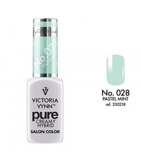 Victoria Vynn Pure Creamy Hybrid 028 Pastel Mint 8ml