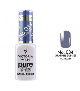 Victoria Vynn Pure Creamy Hybrid 034 Graphite Sunset 8ml