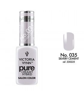 Victoria Vynn Pure Creamy Hybrid 035 Silvery Cement 8ml