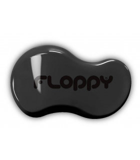 Cepillo Floppy - Negro - Negro