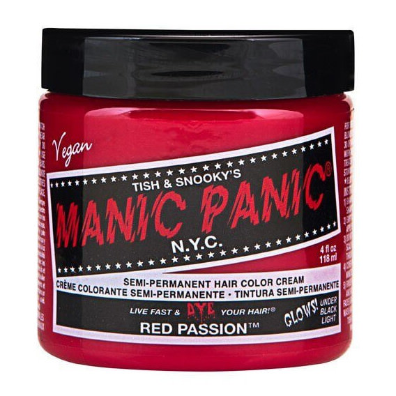 MANIC PANIC CLASSIC RED PASSION
