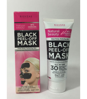 Biovene Black Peel-off Mask 100ml