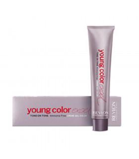 Revlon Young Color Excel 7.24 Rubio de Matiz Marrón Nacarado 70ml