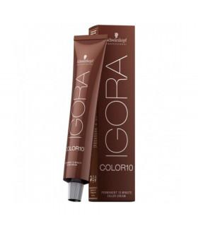 Schwarzkopf Igora Color10 6-65 Rubio Oscuro Marrón Dorado 60ml