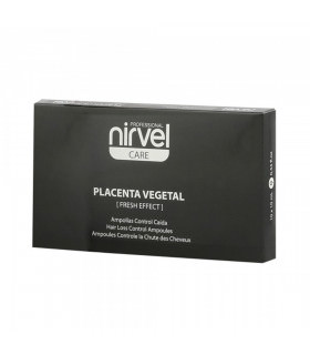 Nirvel Care Placenta Vegetal Fresh Effect (10 x 10ml)