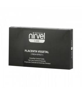 Nirvel Care Placenta Vegetal Fresh Effect (10 x 10ml)