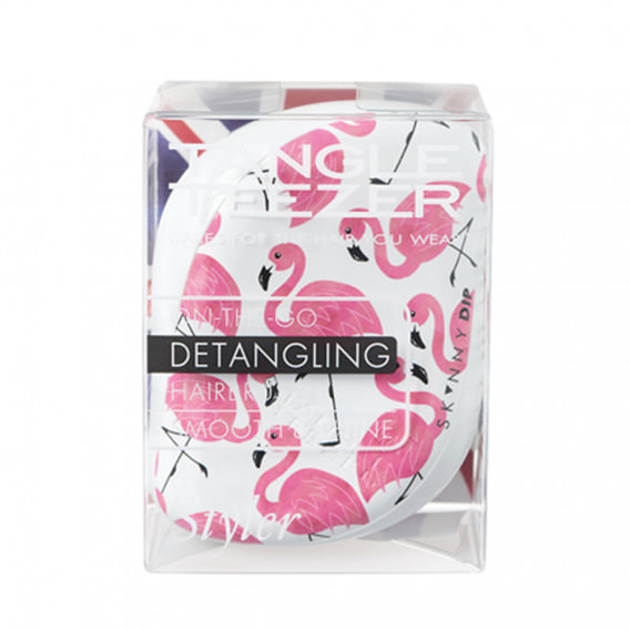 Tangle Teezer Compact Flamingo
