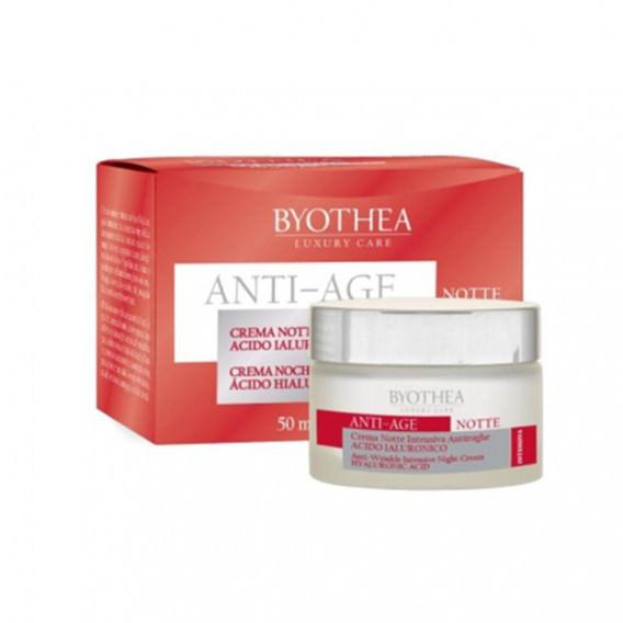Byothea Luxury Care Crema Anti-edad Intensiva Noche 50ml