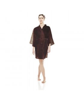 Bifull Kimono TNT Monouso Negro 10uds