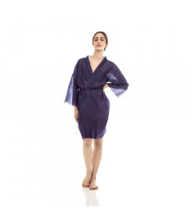 Bifull Kimono TNT Monouso Azul 10uds