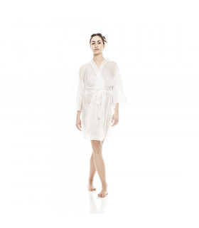 Bifull Kimono TNT Monouso Blanco 10uds